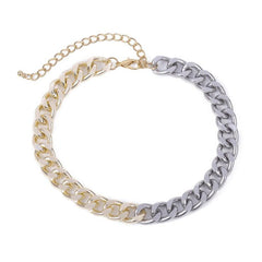 SPLICE CHAIN NECKLACE