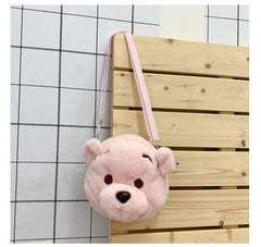 KAWAII BEAR PLUSH BAG