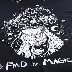 FIND THE MAGIC IN YOU PRINT TEE