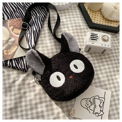 PLUSH CREATURES SHOULDER BAG
