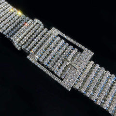 LUXURY DIAMOND BELT