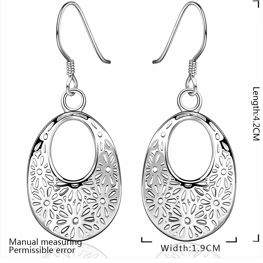 Fashion Earrings Simple Women's Earrings Water Drop Creative Design 2020 New Romantic Anniversary Gift for Friends