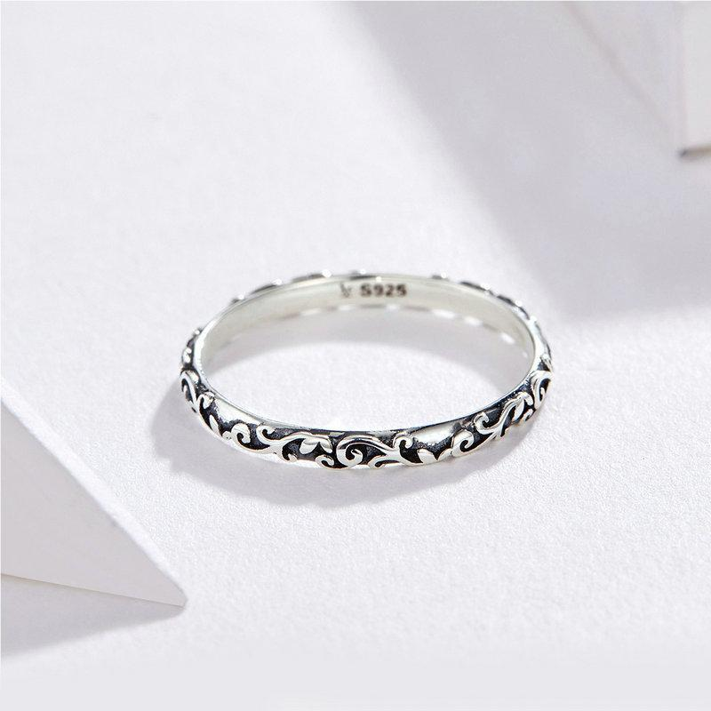 BAMOER GIFT JEWELRY RING FOR WOMEN SCR513 | BAMOER