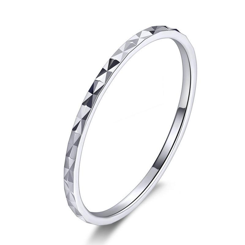 BAMOER WEDDING FINGER RINGS JEWELRY SCR586 | BAMOER