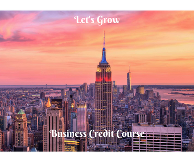 Build Your Business Credit Course