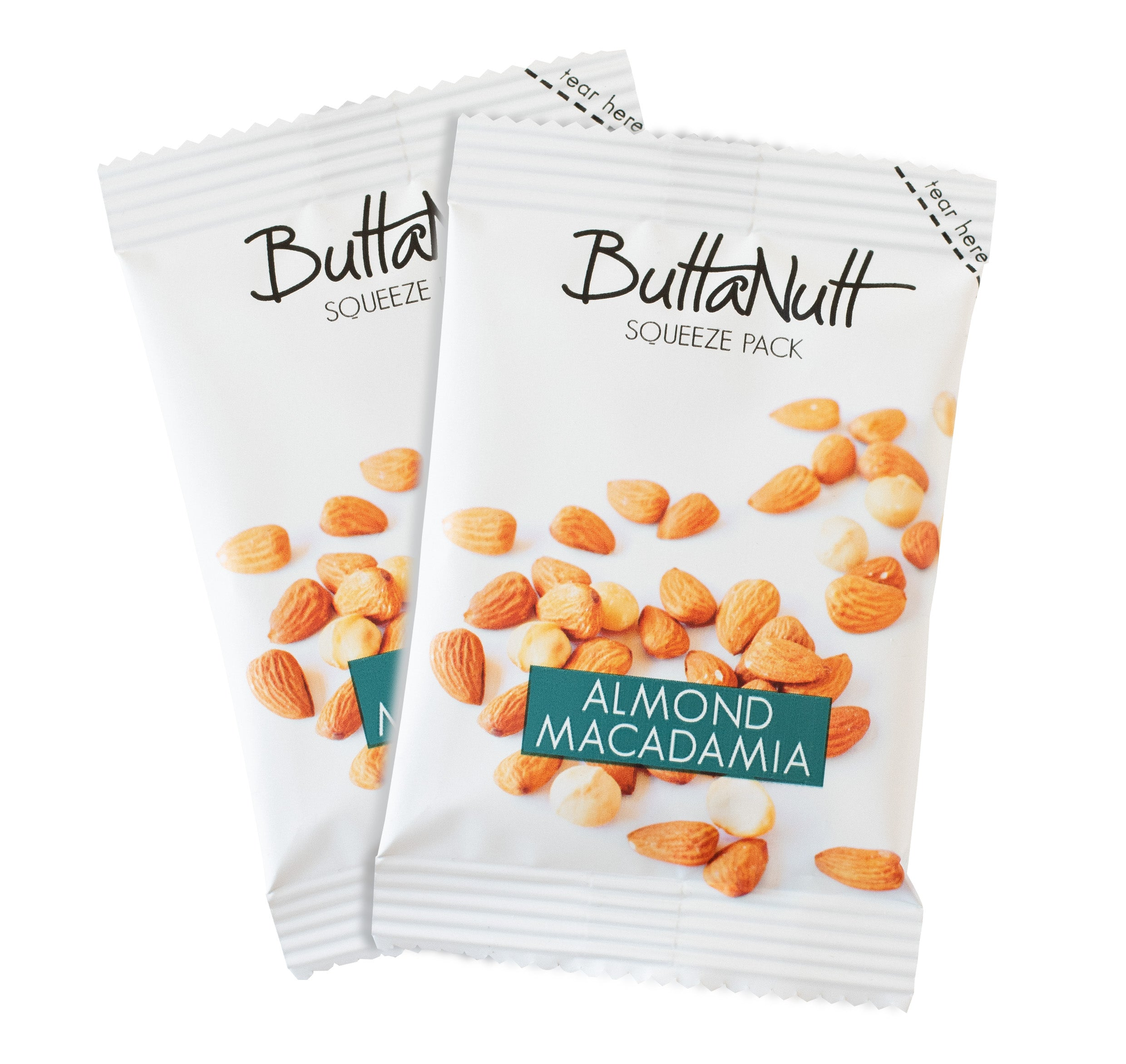 Almond Macadamia Squeeze Pack (32g)