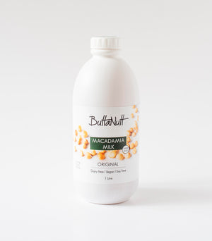 1L Macadamia Nut Milk Case (6x R39.95)