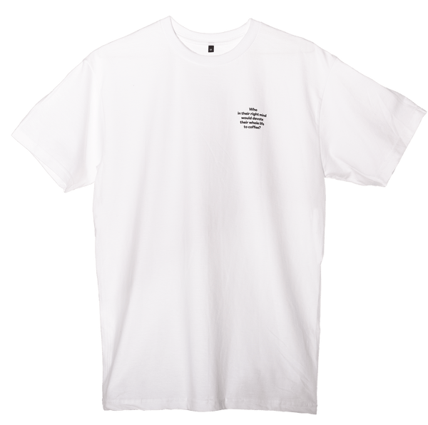 Devotion T-Shirt White