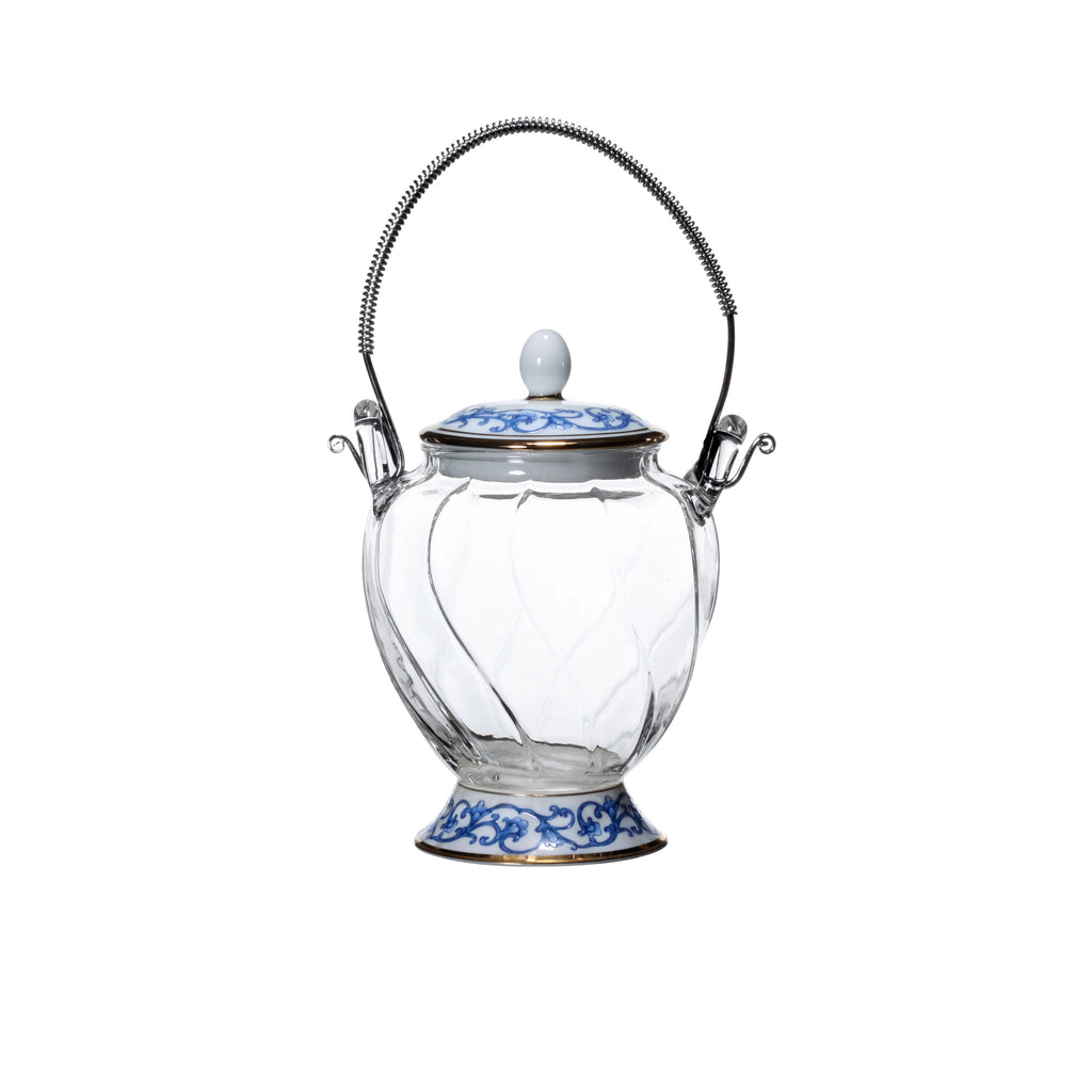 glass sugar jar-Fusion Aisa 00