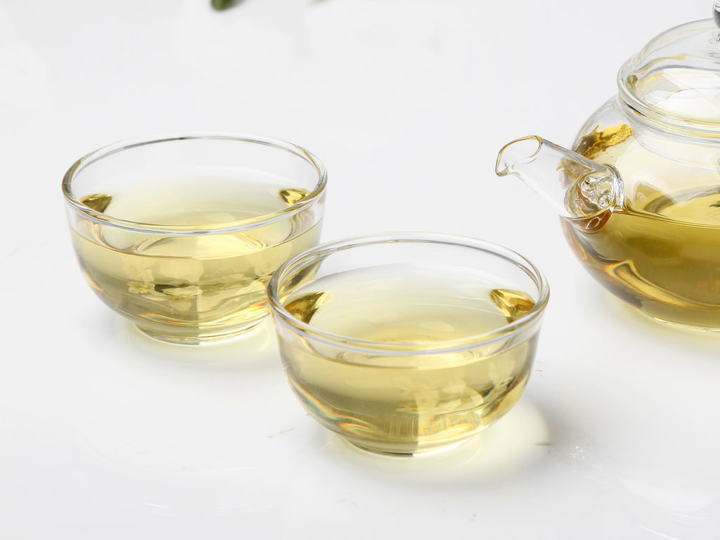 Clear Glass Kung Fu Tea Cup-Classical Tea Cup 70ml 00