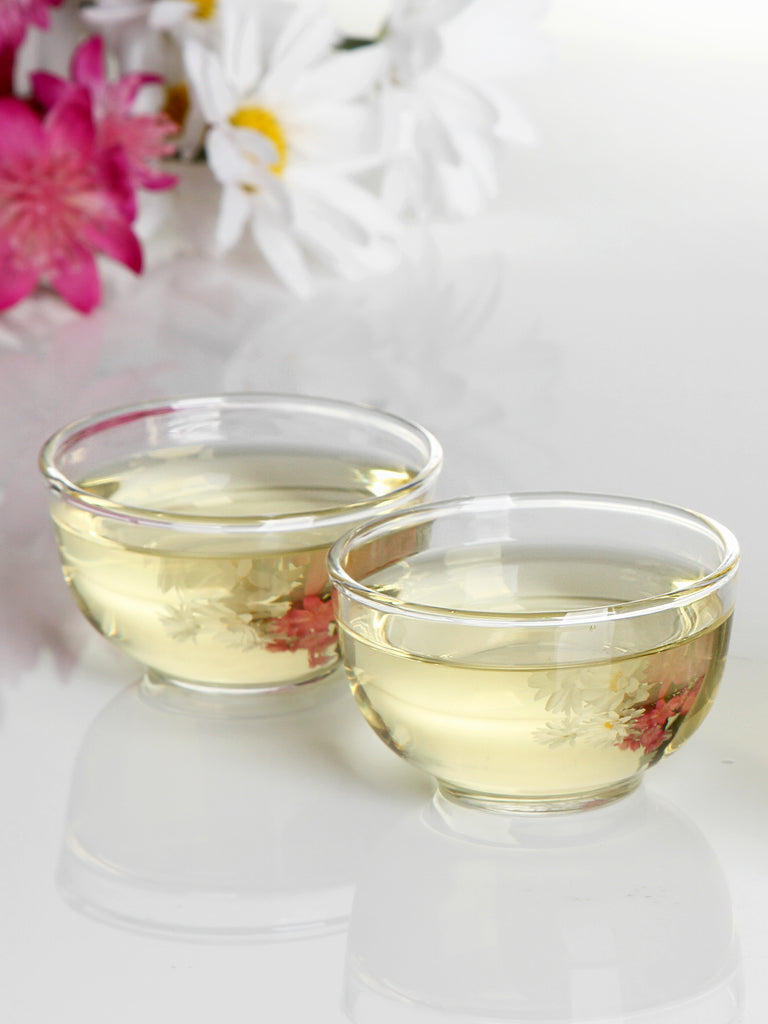 Clear Glass Kung Fu Tea Cup-Classical Tea Cup 70ml 01