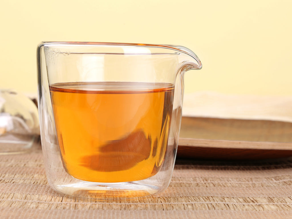 Double Wall Heat Resistant Glass Kung Fu Tea Pitcher 230ml 03