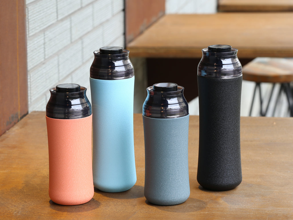 stainless steel vacuum bottle-enamel thermos bottle 04