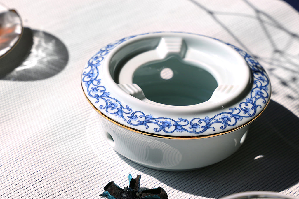porcelain tea warmer-Fusion Aisa 05