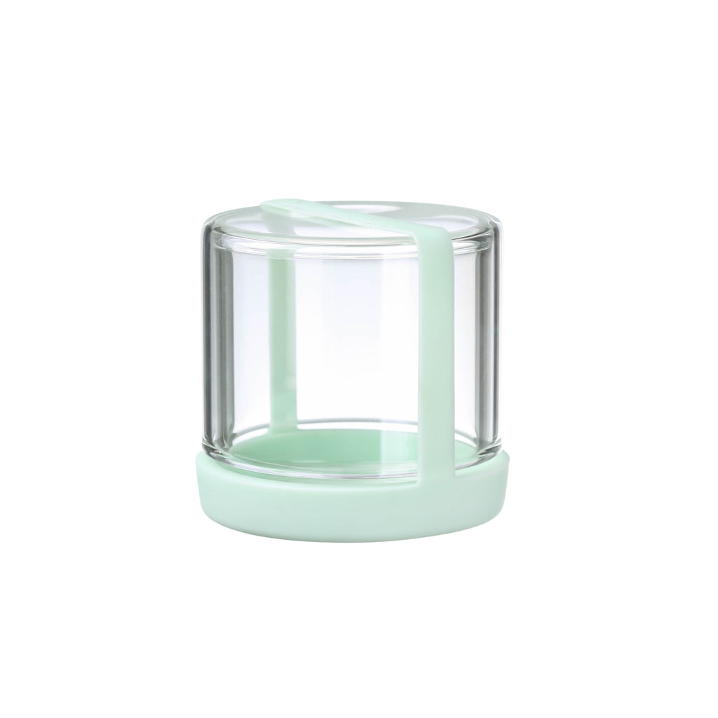small glass jar-mini portable jar 01
