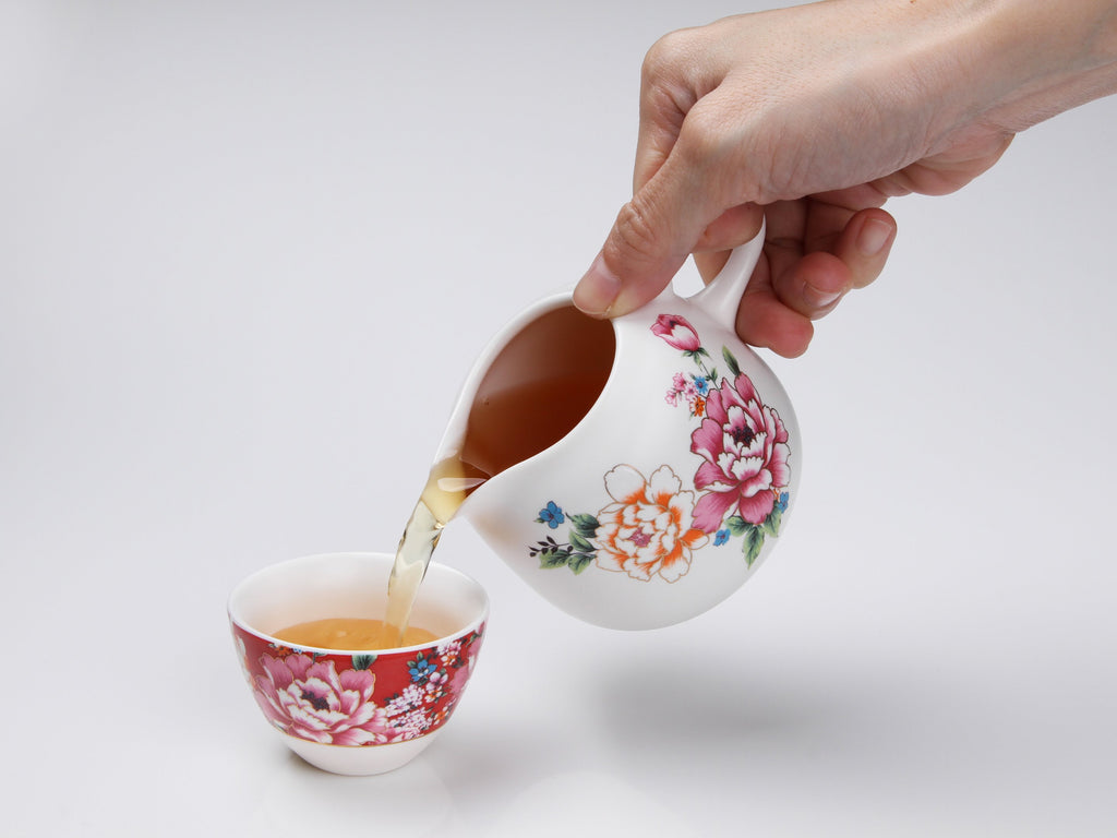 porcelain kung fu tea cup-Charming Taiwan Cup 01