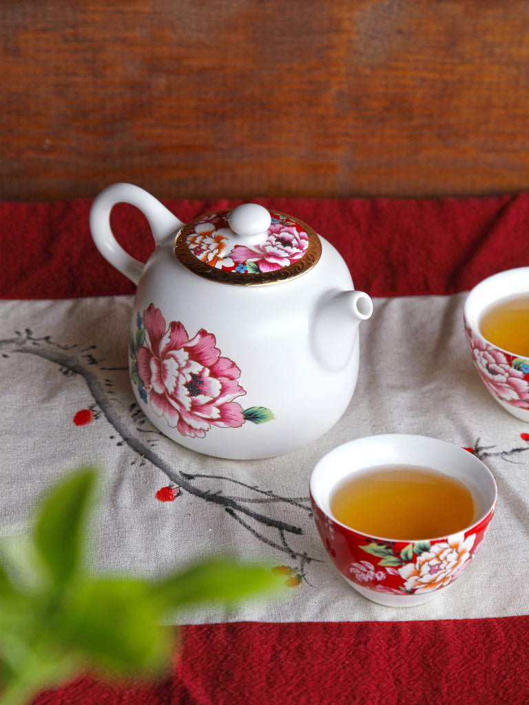 porcelain kung fu tea cup-Charming Taiwan Cup 02