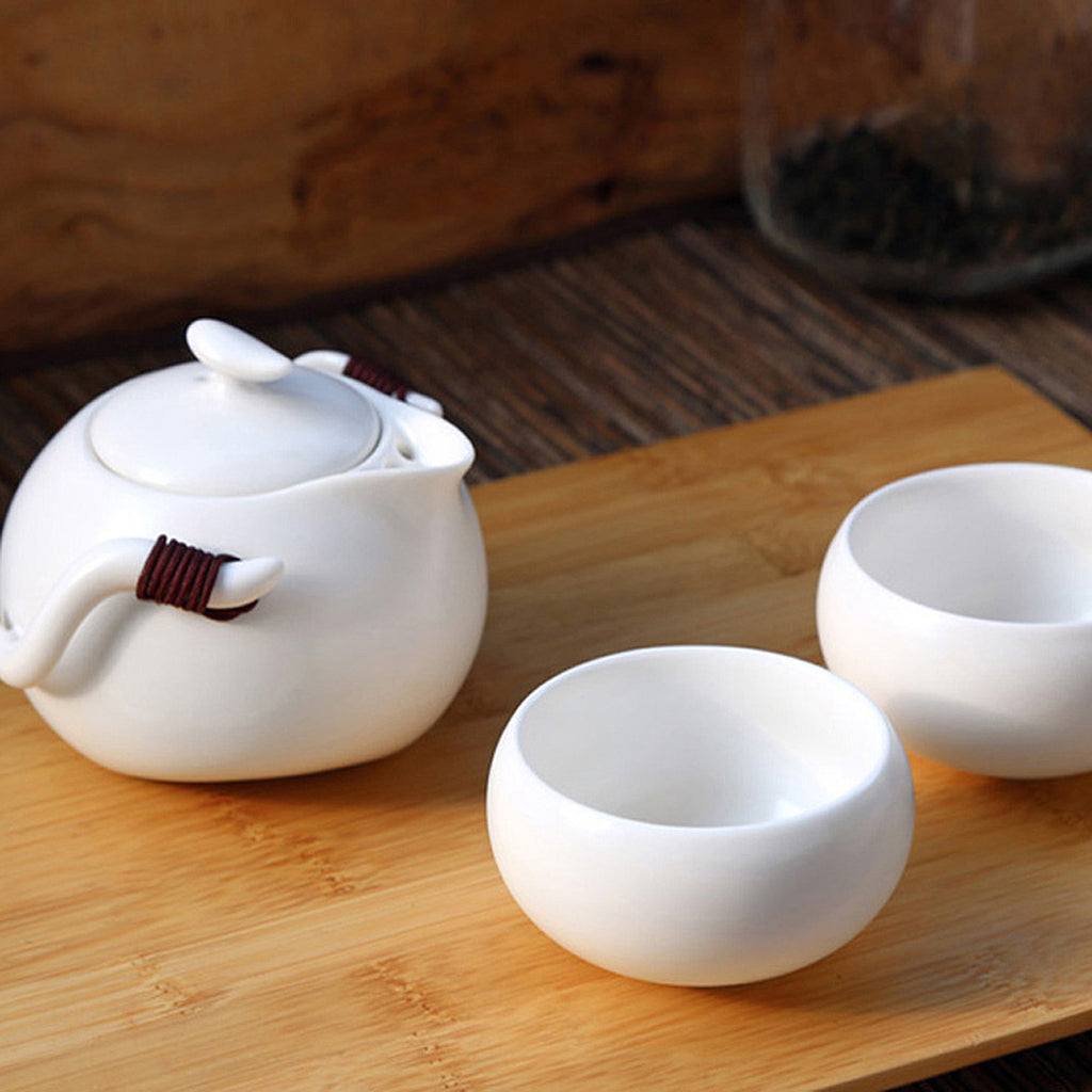 white porcelain teaware gift set-chinese cloud tea ware gift set 00