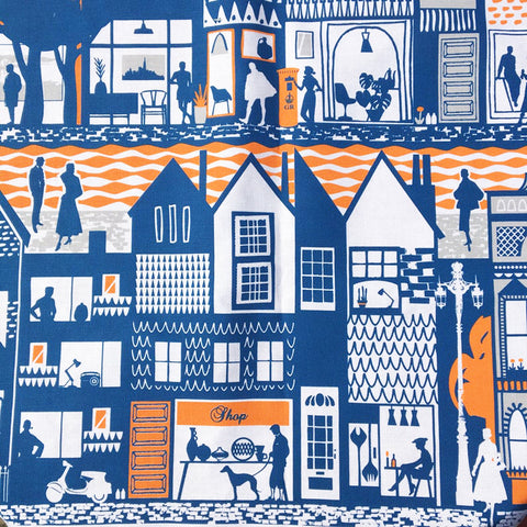 Hometown tea towel - Inspired