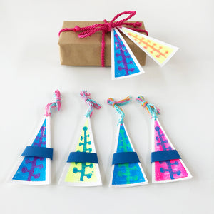 Gift tags pack of 5