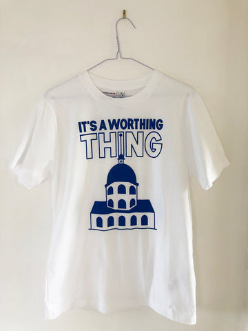 It's a Worthing Thing t-shirt