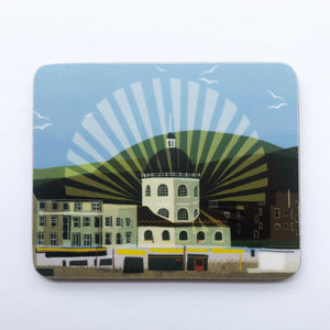 Worthing Dome coaster - Inspired