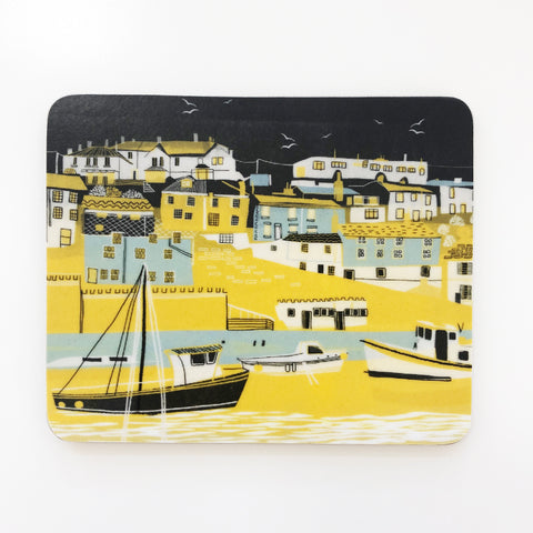 Mevagissey coaster - Inspired