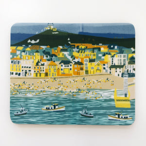 St Ives coaster - Inspired