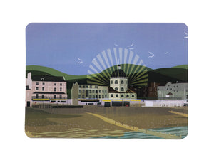 Worthing Dome postcard - Inspired