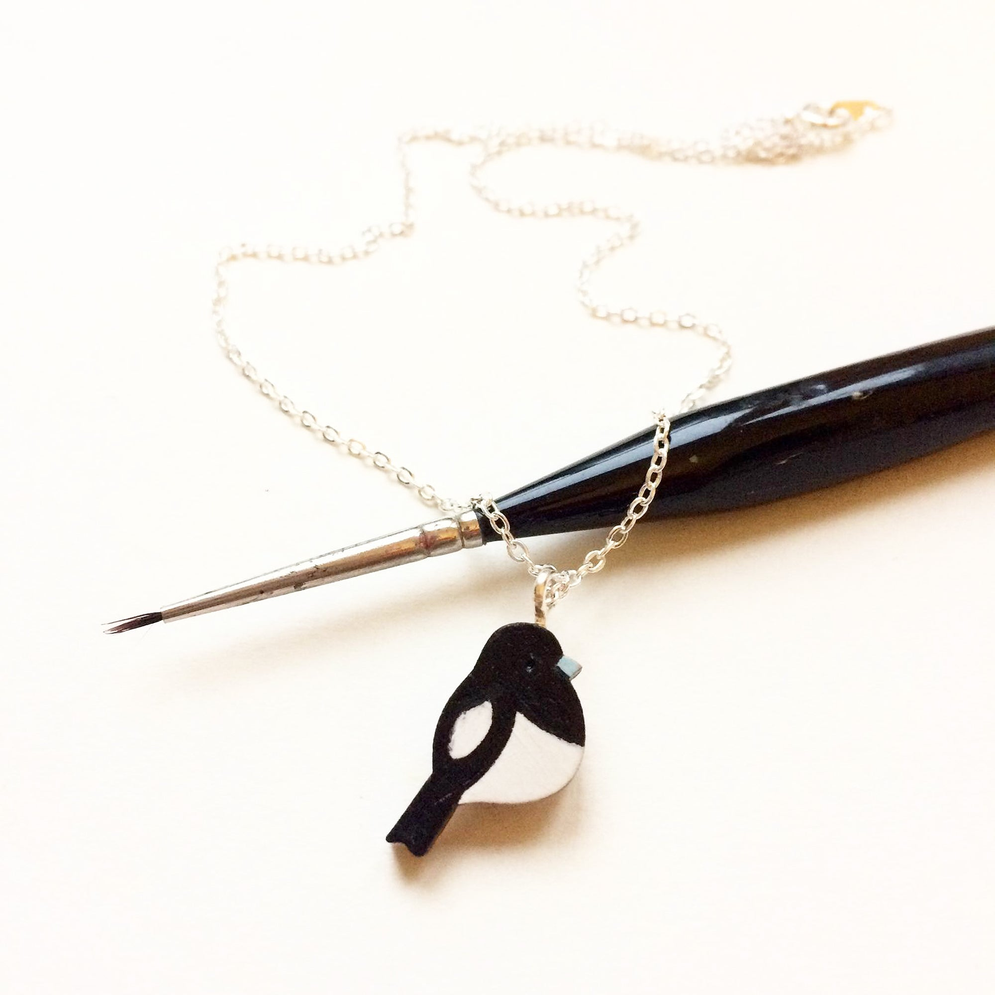Magpie necklace