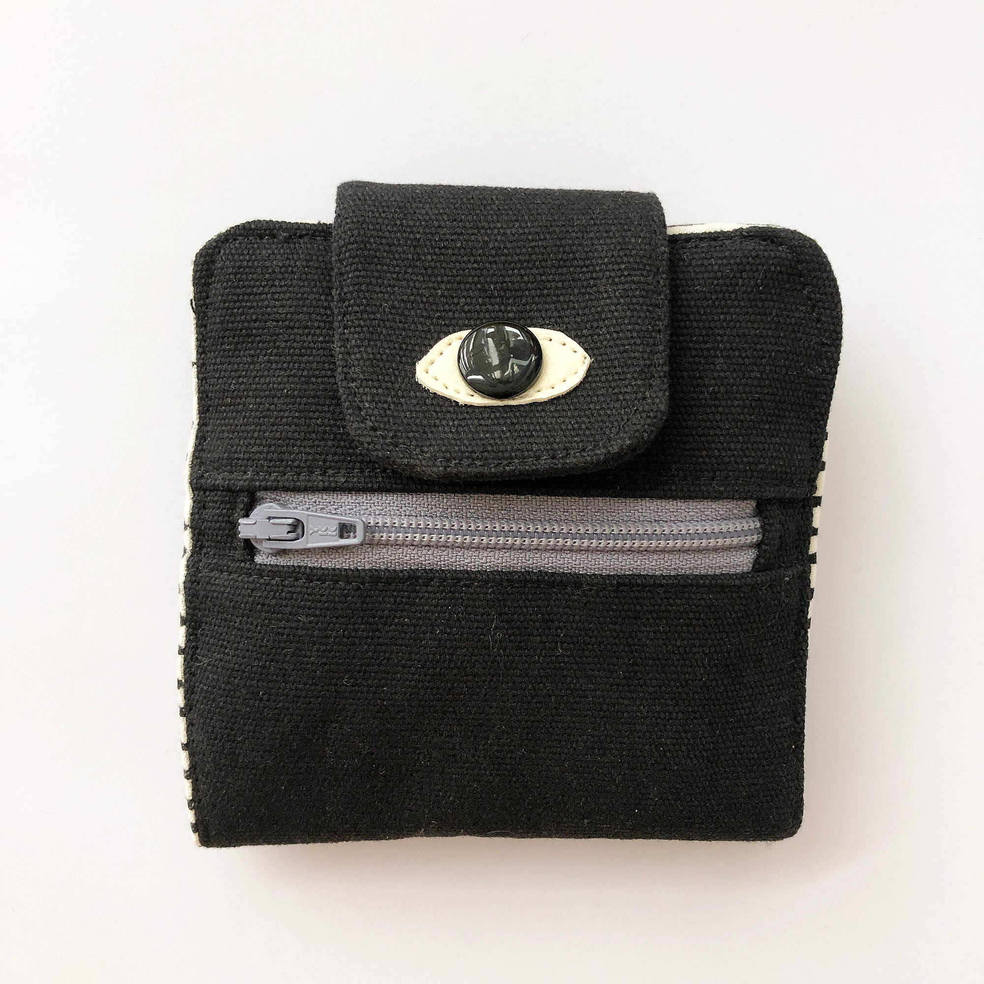 Black Cyclops wallet
