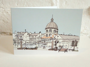Worthing Dome greetings card - Inspired