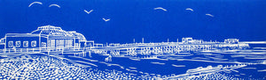 Worthing Pier card