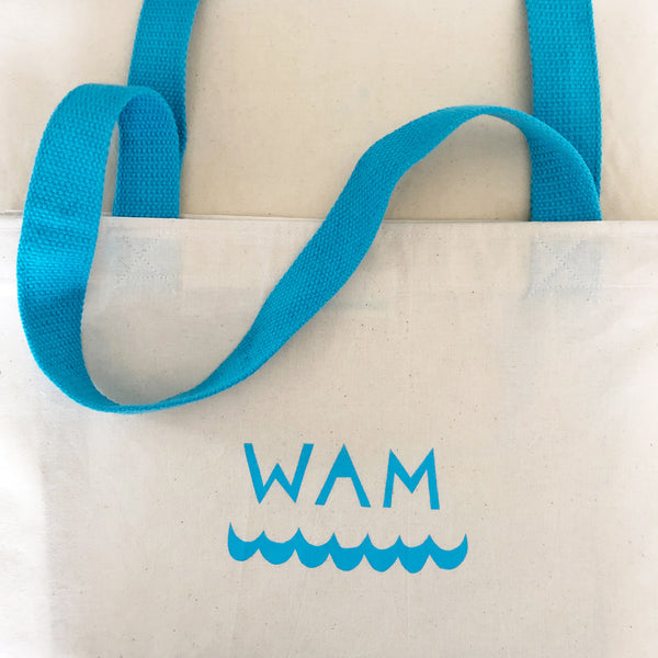Worthing Mackerel tote bag