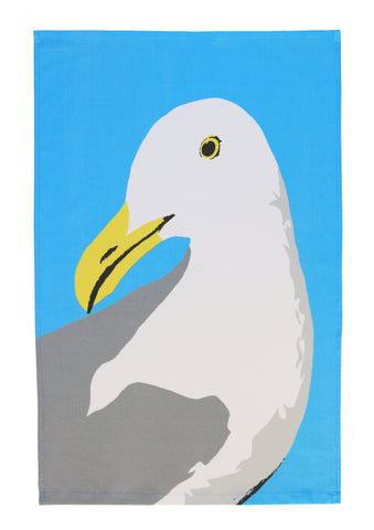 Douglas Gull Tea Towel - Inspired