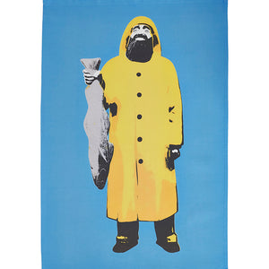 Fisherman Tea Towel - Inspired