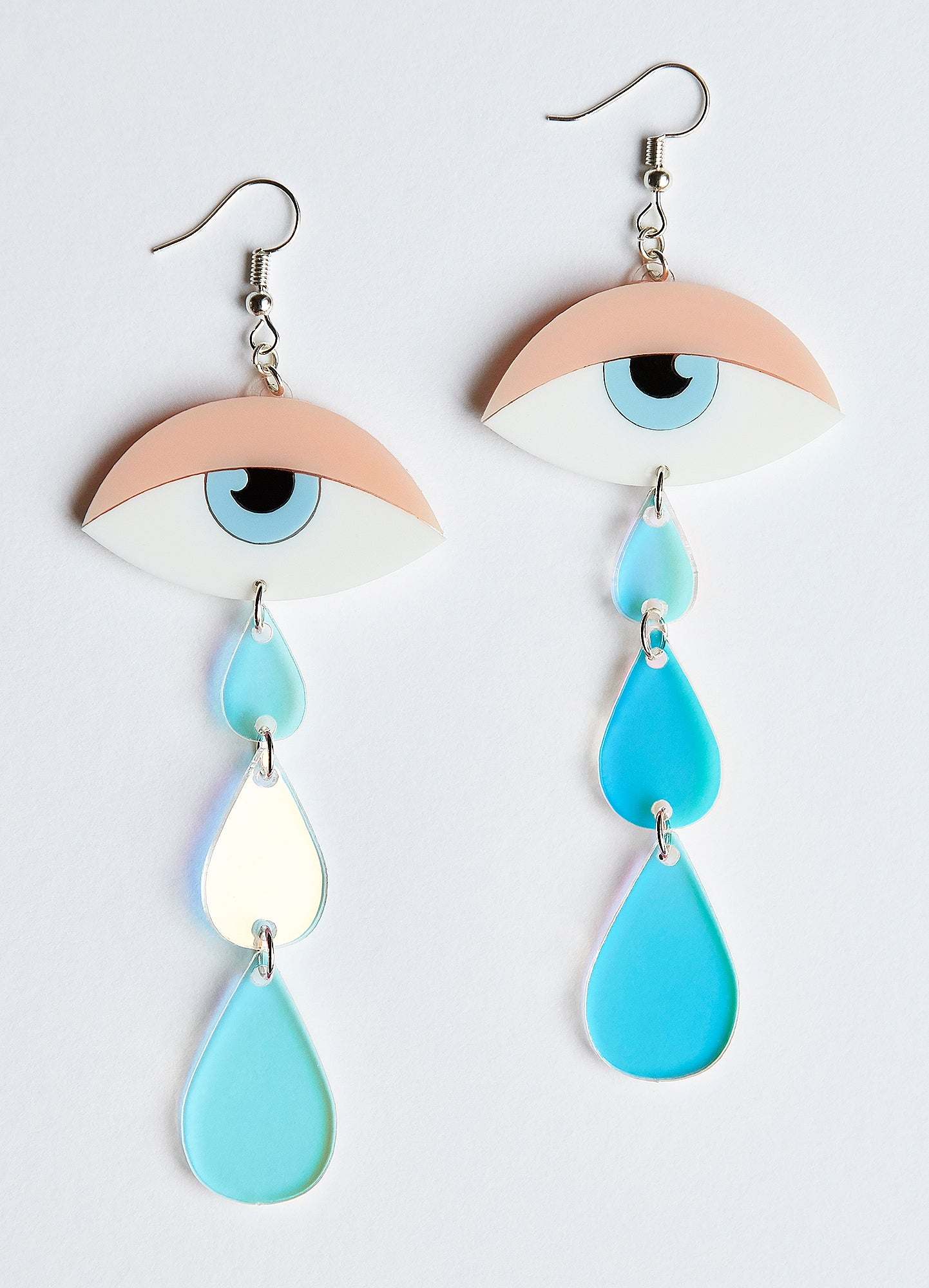 Cry Baby earrings