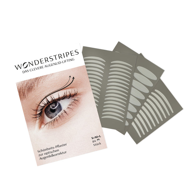 WONDERSTRIPES Lidstraffung Beauty Tapes