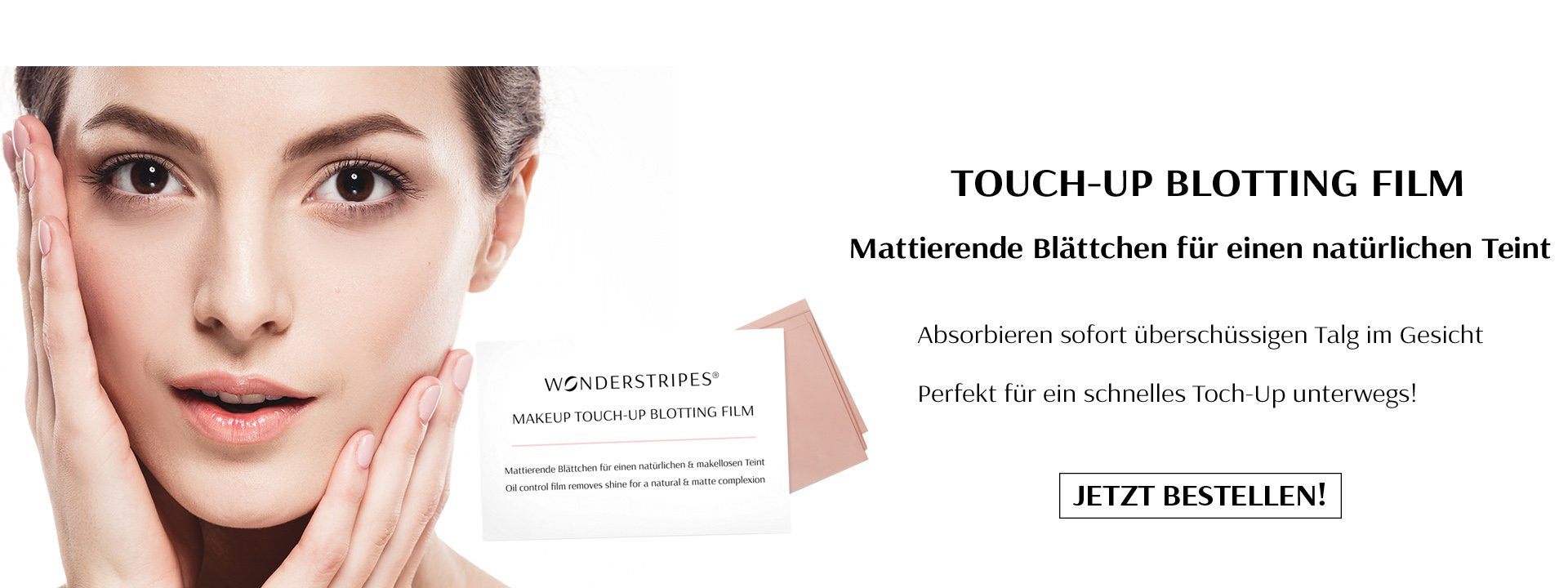TOUCH-UP BLOTTING FILM