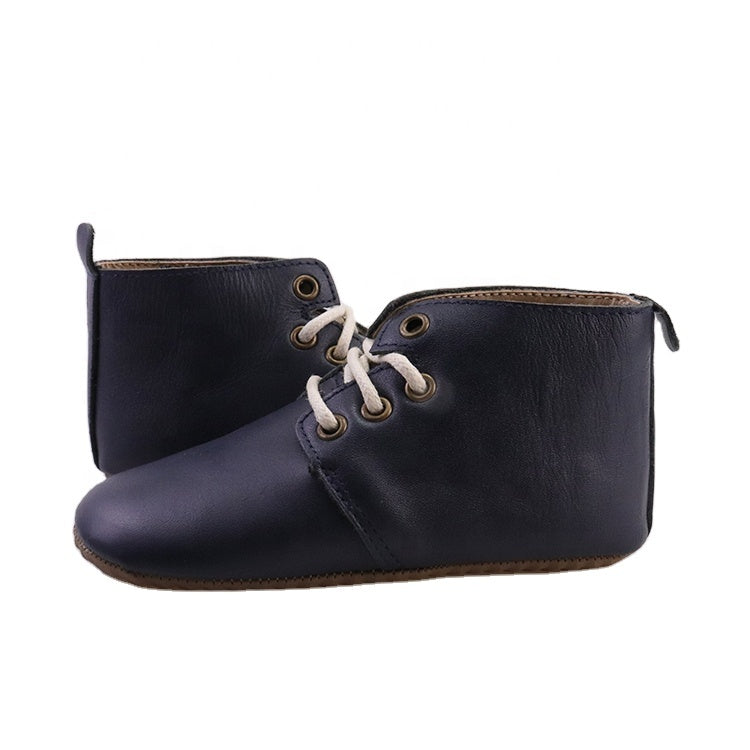 Oxford shoes-Dark blue