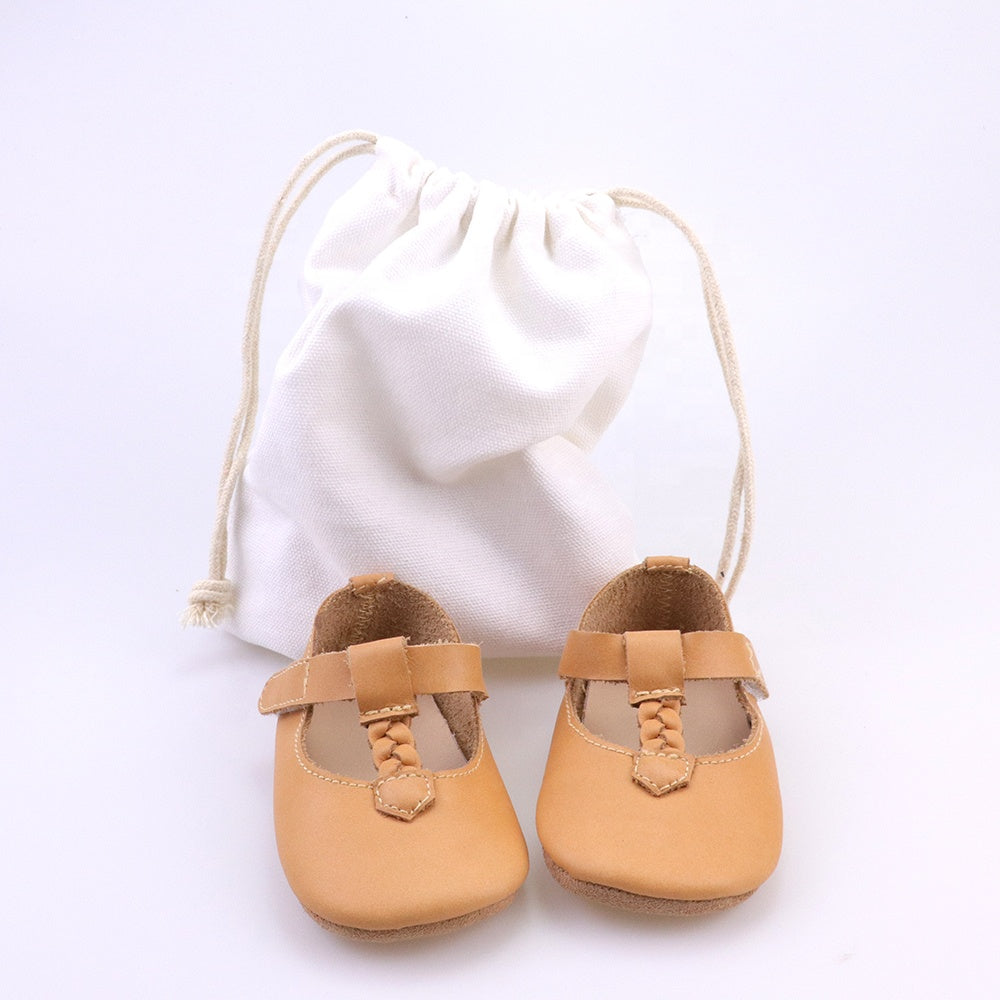 Dress shoes-Apricot