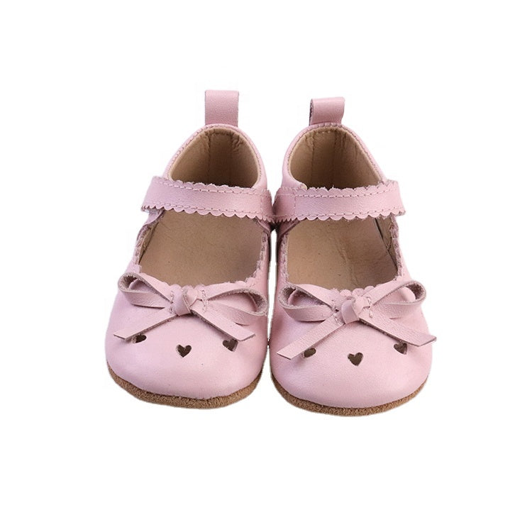 Dress shoes-pink
