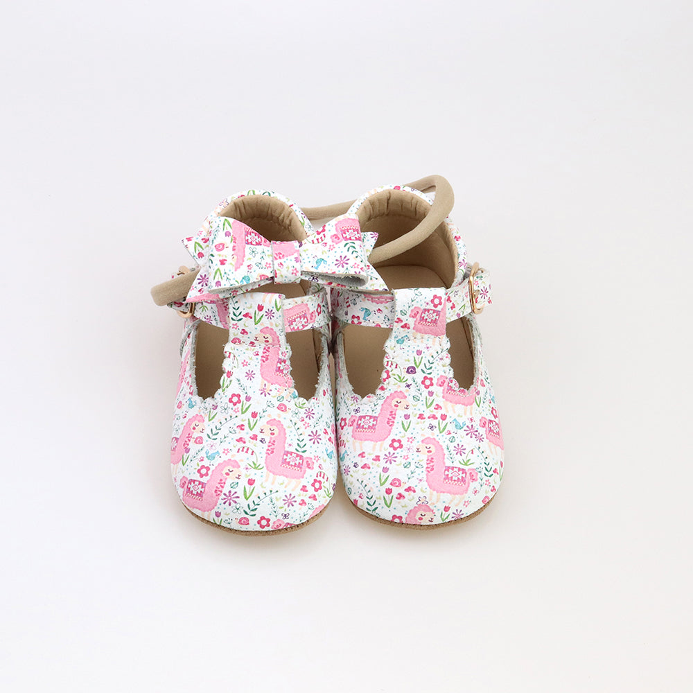 Printed shoes-summer