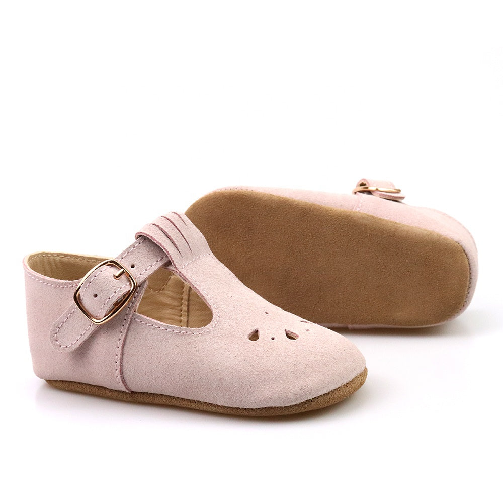 Dress shoes-Suede