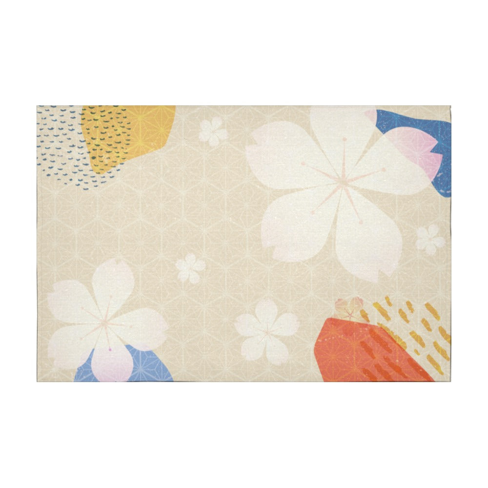 Japan (45) - Cotton Linen Tablecloth