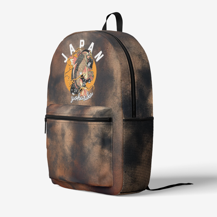 Yokosuka Koi - Trendy Backpack