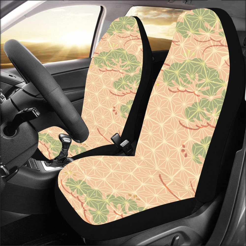 Japan (8) - Car Seat Covers (Set of 2)