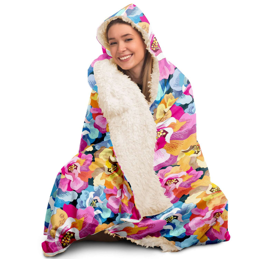 Japan (14) - Hooded Blanket