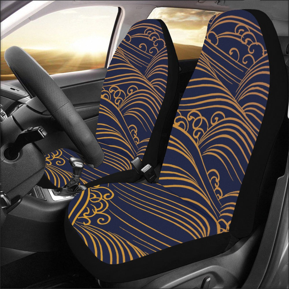 Japan (10) - Car Seat Covers (Set of 2)
