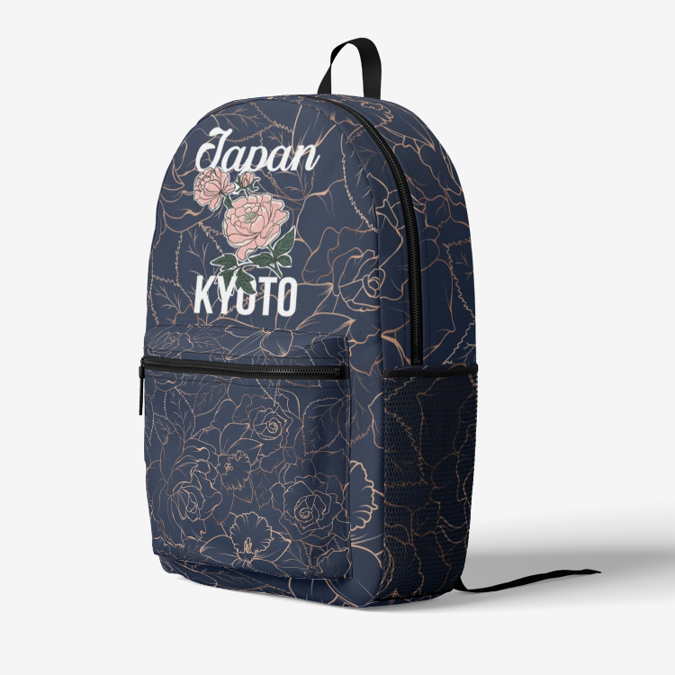 Kyoto Rose - Trendy Backpack